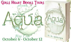 Aqua tour banner