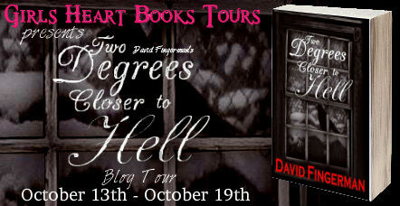 Two Degrees Closer to Hell Banner